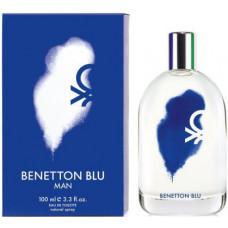 Benetton Blu Man